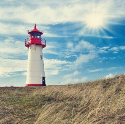 Plakat Lighthouse Listland