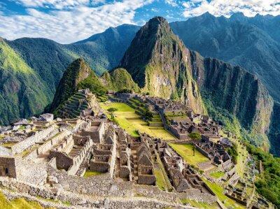 Plakat Mach Pichu