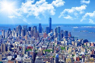 Plakat Manhattan
