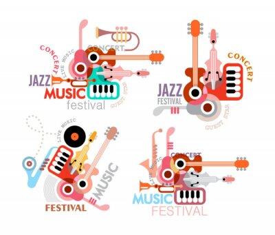 Plakat Music Festival Poster
