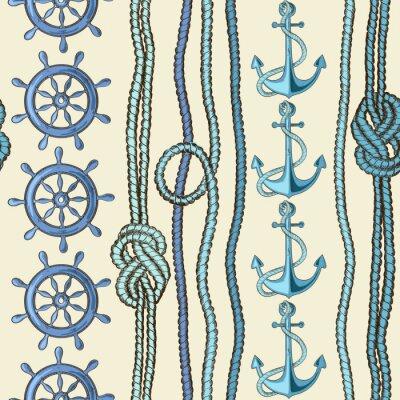 Plakat Nawigacyjny szwu wzór