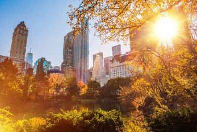 Plakat New York Central Park