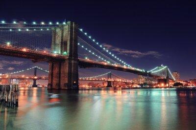 Plakat New York City Manhattan