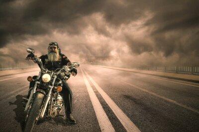 Plakat Niesamowity jeździec