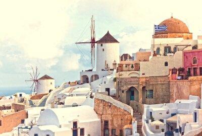 Plakat OAI Santorini Zobacz