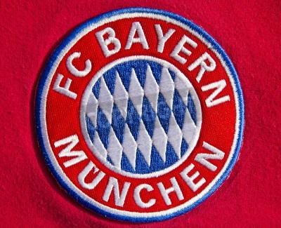 Plakat Odznaka niemiecki klub piłkarski FC Bayern Monachium