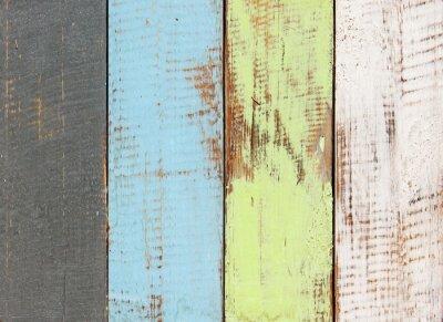 Plakat old wooden grunge texture