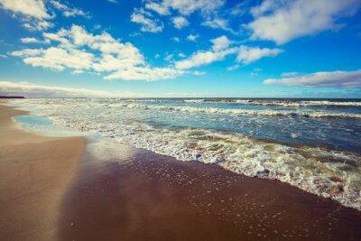 Plakat Opuszczona plaża
