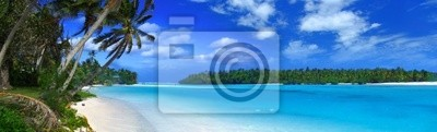 Plakat panoramiczny laguna ii
