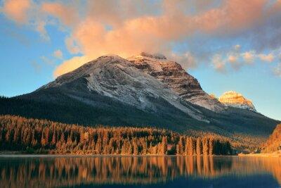 Plakat Park Narodowy Banff