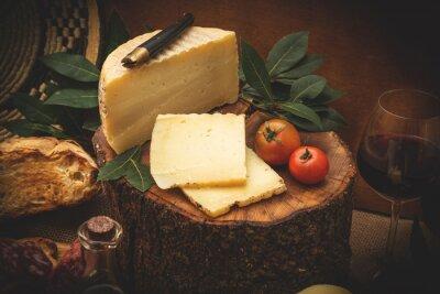 Plakat Pecorino, formaggio di latte di pecora