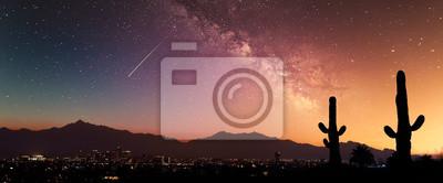 Plakat Phoenix Sunset