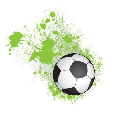Plakat Piłka nożna