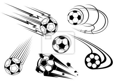 Piłka nożna i piłka nożna Symbole i talizmany