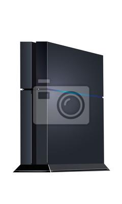Plakat PlayStation 4