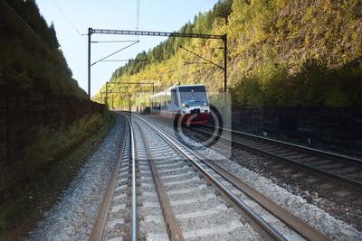 Pociąg na kolei
