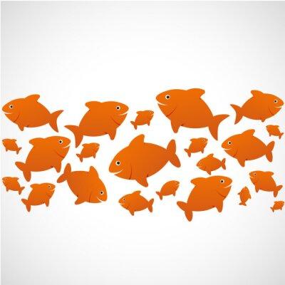 Plakat poissons