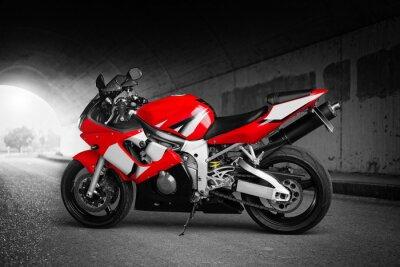 Plakat Prędkość maksymalna (czerwony)