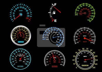 Prędkościomierze samochodowe