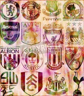 Plakat Premier League