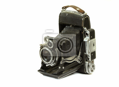 Retro kamery