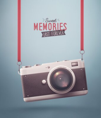 Plakat Słodkie wspomnienia