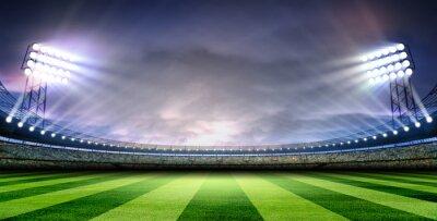 Plakat Stadion