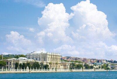 Stambuł stolica Turcji, wschodniej miastem turystycznym.