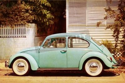 Plakat Stare samochodów Plakaty