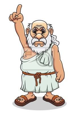 Starożytny grecki człowiek