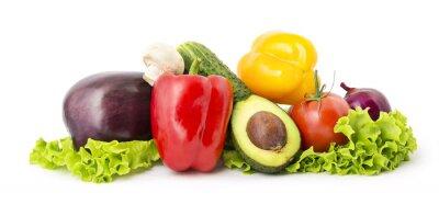 Plakat Sterta warzyw