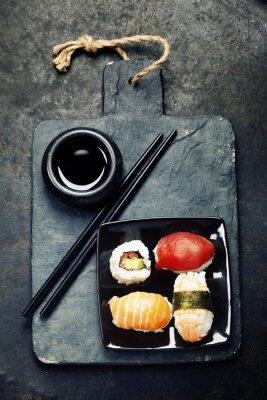 Plakat Sushi set