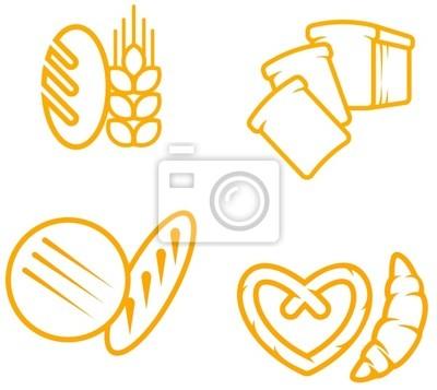 Symbole chleba