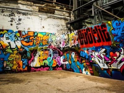 Plakat Sztuka graffiti