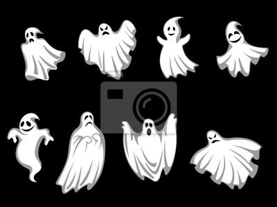 Tajemnica duchy halloween