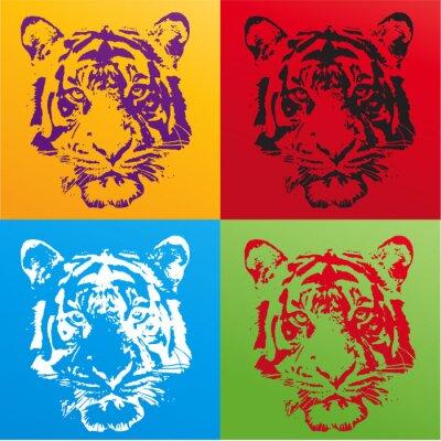 Plakat tigre