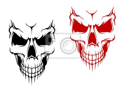 Uśmiechnięta czaszki