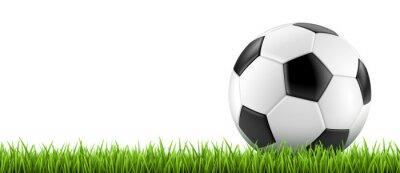 Plakat Vectoriel Ballon de football 2