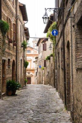 Plakat Vicolo romantico in Italia