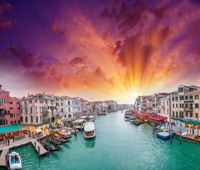 Plakat Wenecja.