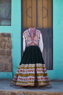 Plakat ペ ル ー の 民族 衣装