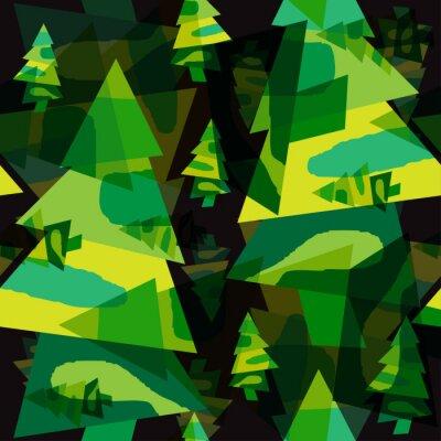 Tapeta abstrakcyjny wzór bez szwu