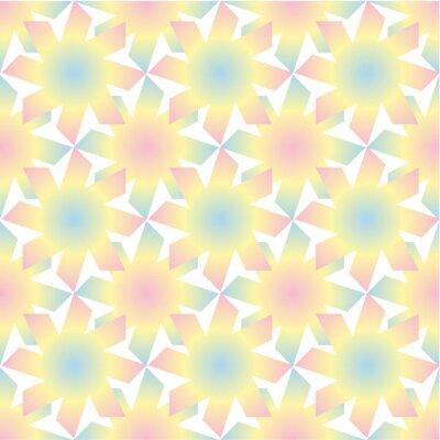 Tapeta bezszwowe tło wektor w pastelowe kolory