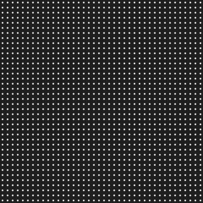 Tapeta Bezszwowe wektor wzór geometryczny. Nowoczesny ornament z elementami w białe kropki. Geometryczny abstrakcyjny wzór