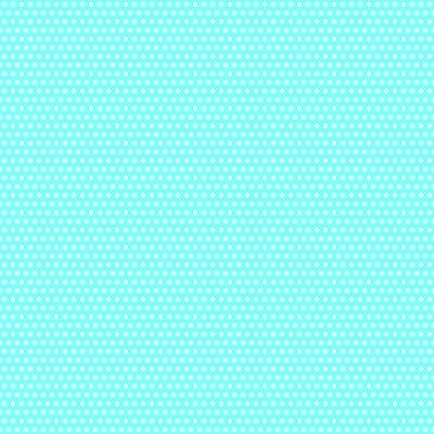 Tapeta Bezszwowy biały grochu wzór, kropkowany tło na zielonym tle. Wektorowe powtarzające się tekstury.