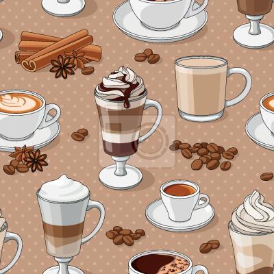 Tapeta Coffeemania