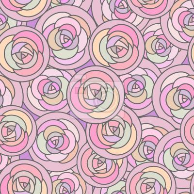 Tapeta Cupcake Roses