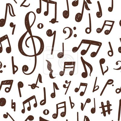 Tapeta Dance Of Music Notes