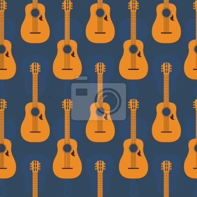 Tapeta Gitary kreolskie