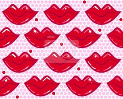 Tapeta gorące buziaki